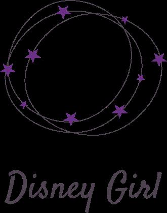 Disney Girl Blog Logo - דיסני גירל בלוג לוגו