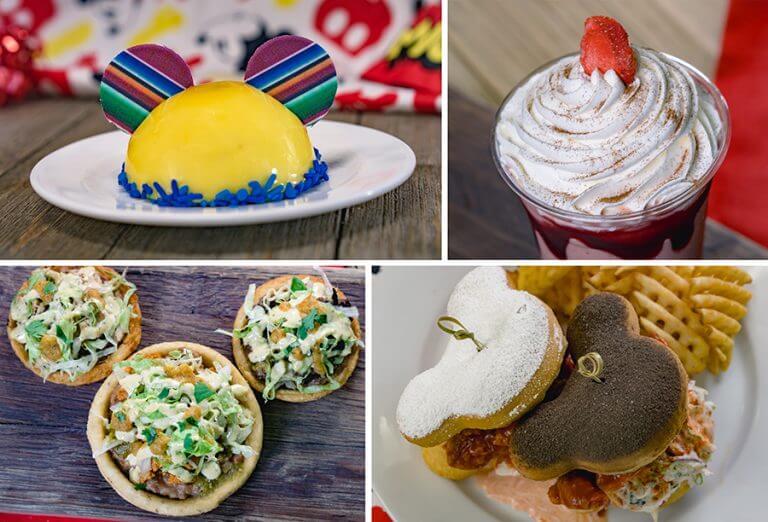 אוכל מיוחד לחגיגת יום ההולדת של מיקי מאוס, דיסנילנד קליפורניה (4)